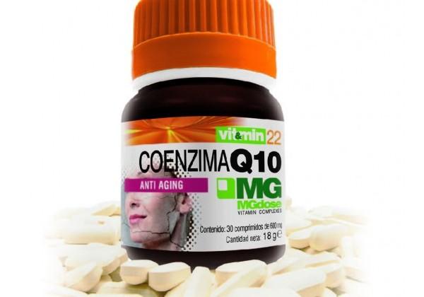 Coenzima q10 natural
