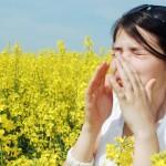 Cómo hacer frente a la alergia primaveral
