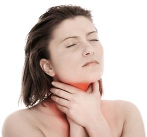 aliviar el malestar de garganta
