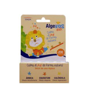 Calma moratones y chichones con Algekids