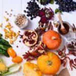 Cuida tu salud con los alimentos de otoño