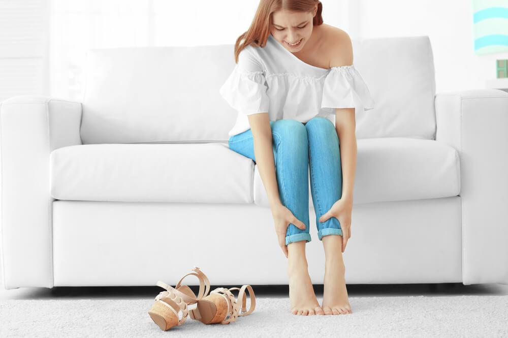Elimina la pesadez de piernas de forma natural