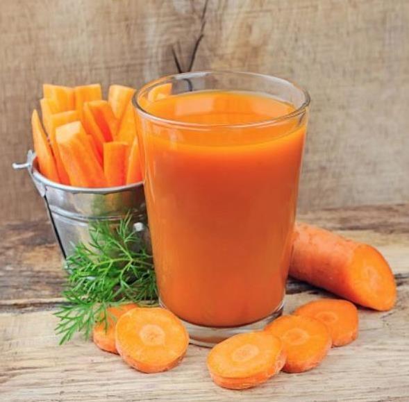 La zanahoria, una ayuda para un bronceado saludable