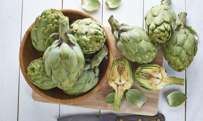 Perder peso con la dieta de la alcachofa