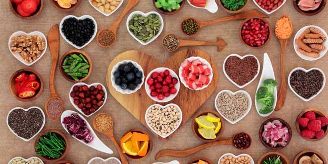 Los antioxidantes antienvejecimiento