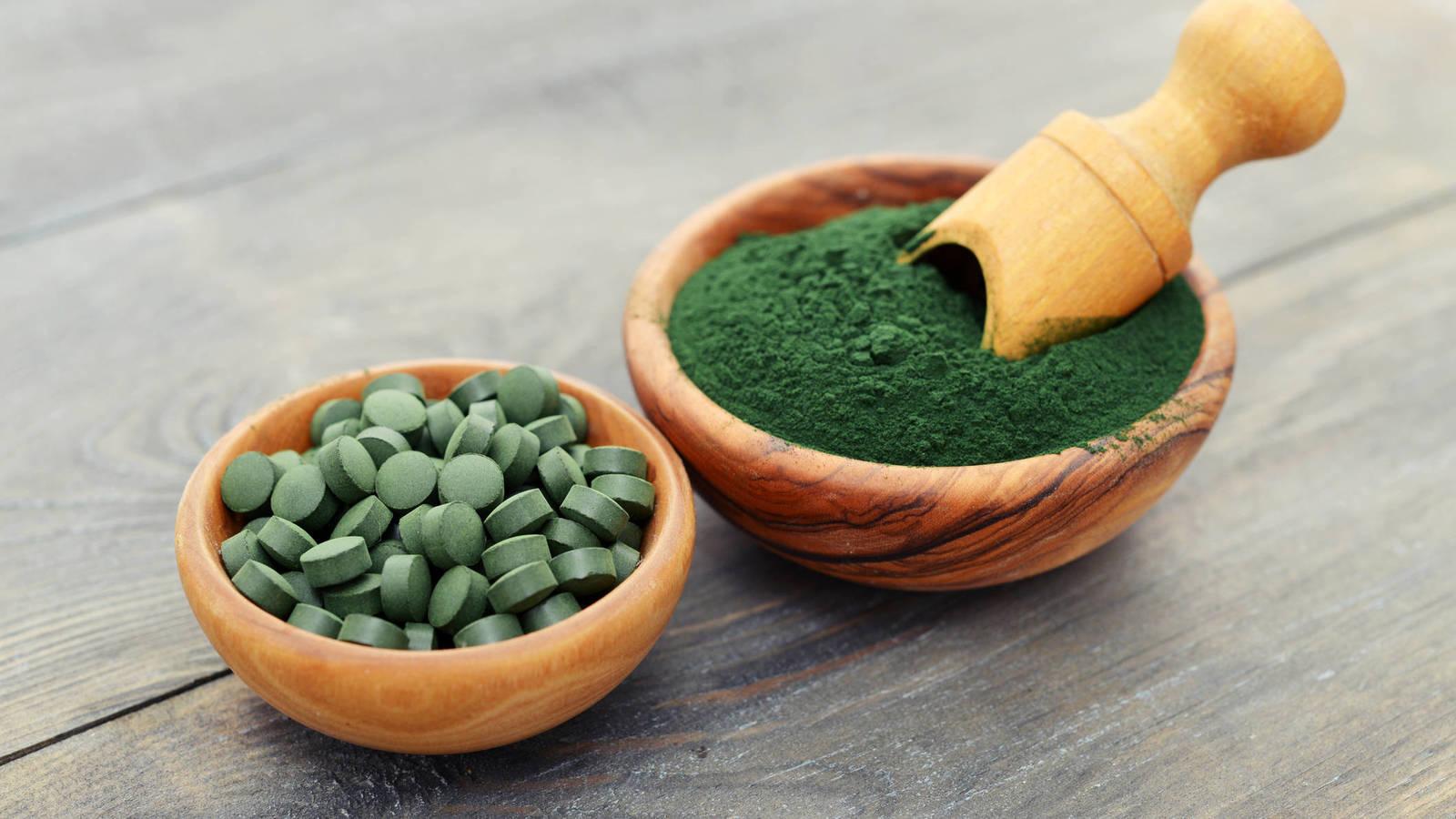 La Espirulina, un alga beneficiosa