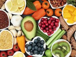 el consumo de antioxidantes